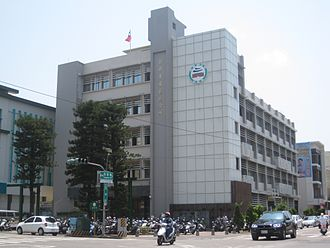 East District, Tainan - East District office