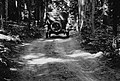 004 Model T Ford on Mt Hood Forest road, Zigzgag 1920's (36209290225).jpg