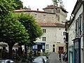 013 Aubeterre-sur-Dronne (Charente) Le château.JPG