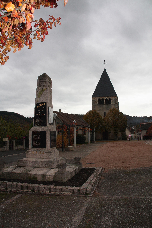 D U00e9sertines  Allier