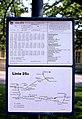 088R01120682 Breitenlee, Bushaltestelle, Fahrplan, Bus Linie 25A.jpg