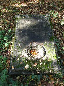 Grab von Giuseppe Quaglio auf dem Alten Südlichen Friedhof in München Standort48.12852777777811.565416666667 (Quelle: Wikimedia)