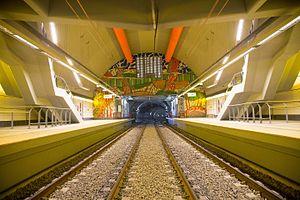 Las Heras (Buenos Aires Underground) - Image: 1 las heras
