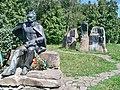 1. Нагуєвичі .пам'ятник Франку І.Я., українському письменнику і вченому.JPG