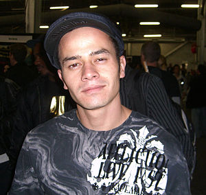 Daniel Logan - Logan at the 2009 Big Apple Con in Manhattan