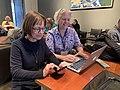 1000 Women in Religion Project members working.jpg