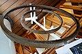 100 Jahre Dampfschiff 'Stadt Rapperswil' - Tag der offenen Dampfschiff-Türe am Bürkliplatz - Innenansicht - ehemalige Kolbenringe 2014-04-25 14-52-09.JPG