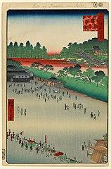 Yatsukōji, Inside Sujikai Gate