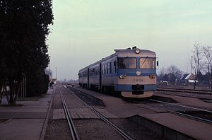 Belišće - Belišće railway station