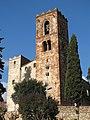 119 Església de Sant Pere de Vilamajor i la Torre Roja, campanar.jpg