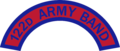 122nd Army Band Tab.png