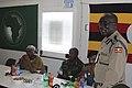 12 AMISOM Ugandan Contingent Medal Parade ceremony (14205120760).jpg