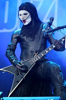 Wes Borland American musician