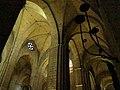 136 Monestir de Sant Cugat del Vallès, nau dreta de l'església.JPG