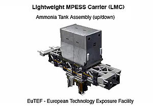 STS-128 - LMC with ATA and EuTEF STS-128