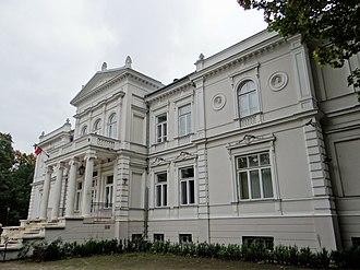 Białystok - Lubomirski Palace