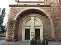 161 Església parroquial de Santa Maria (Martorell), portal nou.jpg