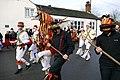 18.12.16 Ringheye Morris Dance at the Bird in Hand Mobberley 125 (30890451274).jpg