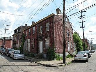 184 38th Street - Image: 184 38th Street Pittsburgh