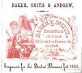 1853 Baker Smith Andrew BostonAlmanac.png
