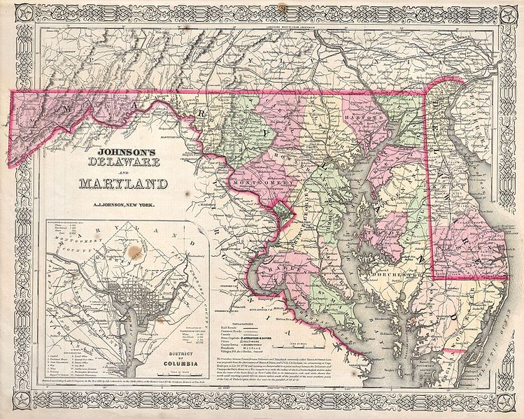 this site contains information about categorymasondixon line wikimedia commons