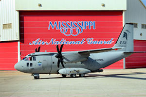 186th Air Refueling Wing - 186th Air Refueling Wing C-27