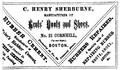 1873 Sherburne Cornhill BostonDirectory.png