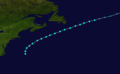 1881 Atlantic tropical storm 7 track.png