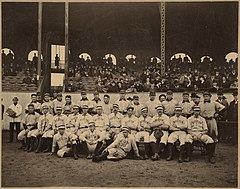 1903 BostonAmericans PittsburghPirates 3572705195.jpg