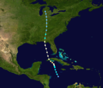1915 Atlantic hurricane 4 track.png
