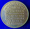 1923 Germany rampant Inflation Medal, Mittweida, Saxony, reverse.jpg