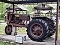1923 tracteur Harverster International F12, Musée Maurice Dufresne photo 1.jpg