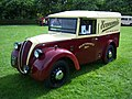 1941 Morris Z Type 2 (GGY 110) panel van, 2012 HCVS Tyne-Tees Run (3).jpg
