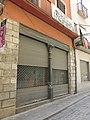 194 Edifici al c. Major, 6 (Valls), local comercial.jpg