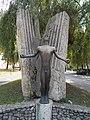 1956 Hungarian Revolution Memorial by Robert Csikszentmihaly, 2016 Szekszard.jpg