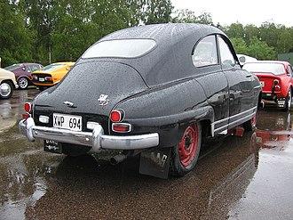 Saab GT750 - Exterior of a Saab GT850.