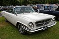 1962 Chrysler 300H cabriolet convertible at Hatfield Heath Festival 2017.jpg