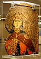 1963 - Byzantine Museum, Athens - St. Catherine - 14th century - Photo by Giovanni Dall'Orto, Nov 12 2009.jpg