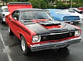 1973 Duster red - front.jpg