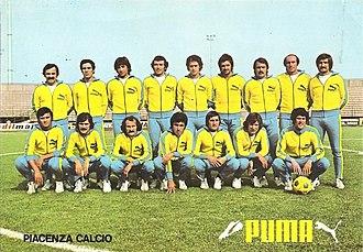 Piacenza Calcio 1919 - 1975–76 Piacenza