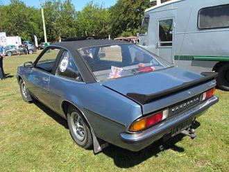 Vauxhall Cavalier - Vauxhall Cavalier GLS Coupe rear