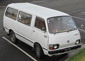 1982 Toyota Hiace Rh22 New Zealand Jpg