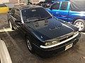 1989 Mitsubishi Galant (E-E33A) AMG Sedan (21-10-2017) 02.jpg