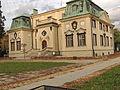 1Rzeszów, pałacyk letni Lubomirskich, XVIII.JPG