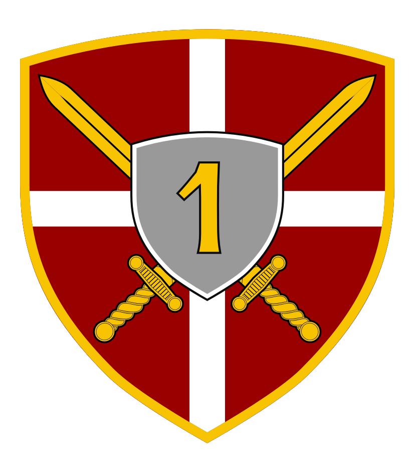 1 Brigada KOV