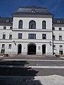 1 Rákóczi Road, main entry courtyard side, 2020 Sárospatak.jpg
