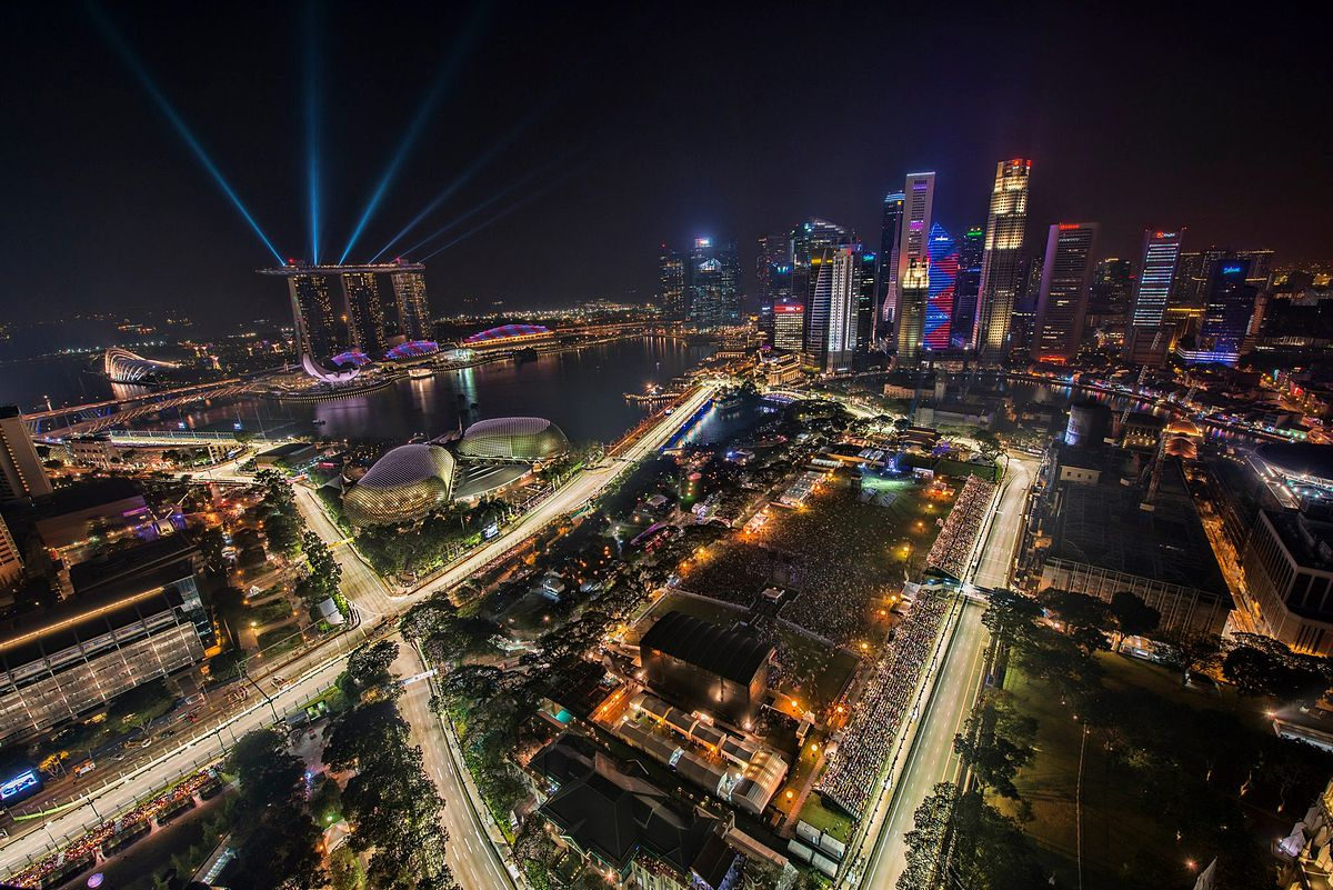 Marina Bay Street Circuit Wikipedia Building Boards This Training Will Help You Build Almost Any
