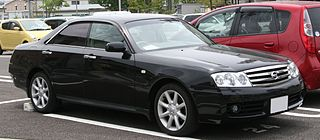 Nissan Gloria Motor vehicle