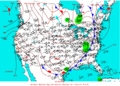 2003-06-27 Surface Weather Map NOAA.png