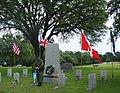 20050530 Guard at FW CWG Cemetery.JPG